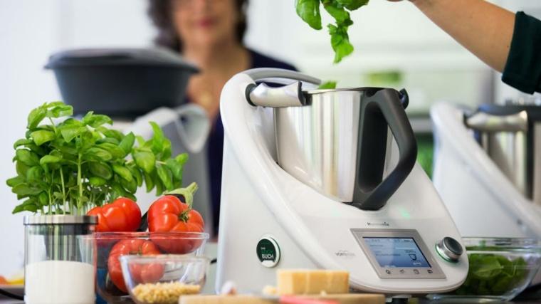 robot de cuisine thermomix